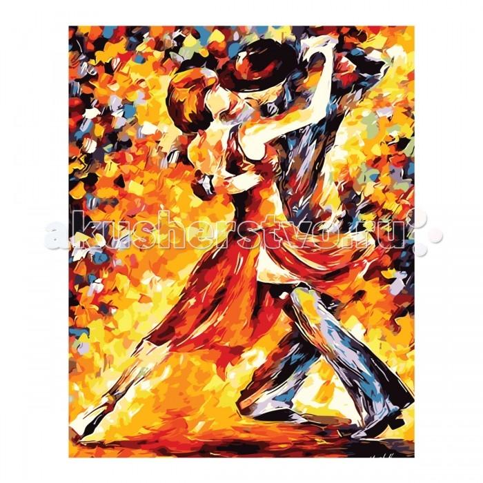 Картины по номерам Креатто Набор для росписи холста по номерам - Танго. Импрессионизм