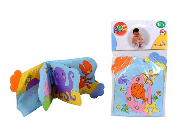 Игрушки для ванны Simba Книжка для купания simba игрушки дл ванны 4012072