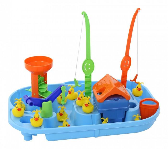 Игры для малышей Wader Игра Поймай уточку игра с водой wader поймай уточку для 4 игроков 40558
