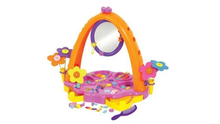 Ролевые игры Полесье Туалетный столик Юная принцесса ролевые игры игралия туалетный столик тележка для девочек 008 30