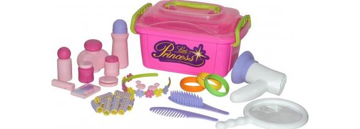 Ролевые игры Полесье Маленькая принцесса №7 игровой набор маленькая кукла принцесса и ее друг в ассорт