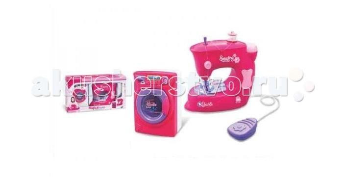 Ролевые игры Shantou Gepai Набор стиральная и швейные машины ролевые игры playgo игровой набор бытовой техники с тостером