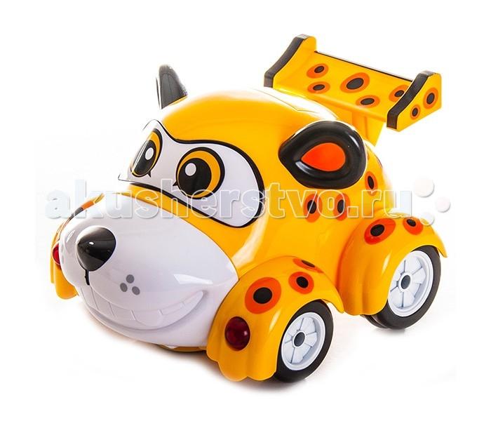 Машины Vroomiz Игрушка машинка со звуковыми и световыми эффектами Спиди веселая затея игрушка с мыльными пузырями пистолет со звуковыми эффектами 90 мл