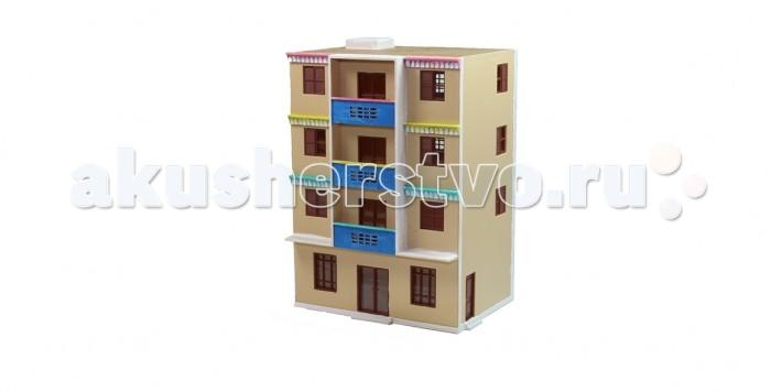 Железные дороги Mehano Многоэтажный дом (Апартаменты), Железные дороги - артикул:205773