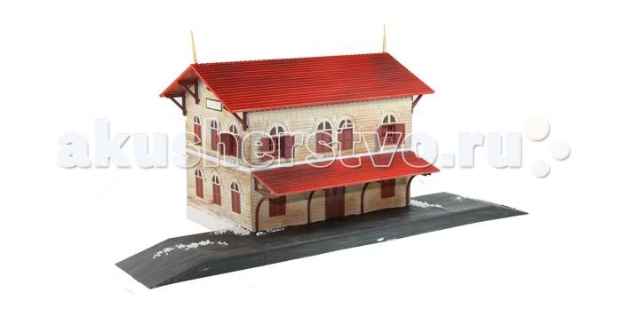 Железные дороги Mehano Пассажирский вокзал конструктор железнодорожный вокзал