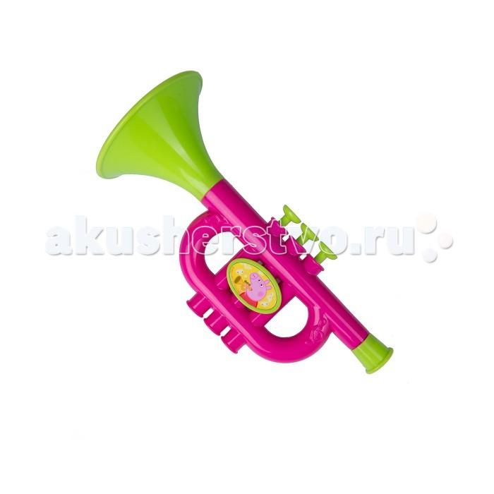 Музыкальные игрушки Свинка Пеппа (Peppa Pig) Труба на блистере труба бу продам в красноярске