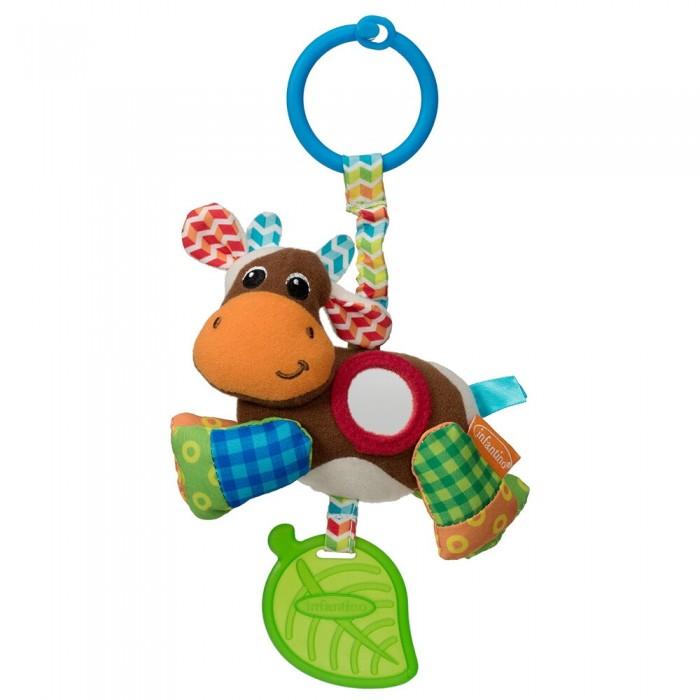 Подвесные игрушки Infantino Коровка бк 04 магнит божья коровка 35мм 780420