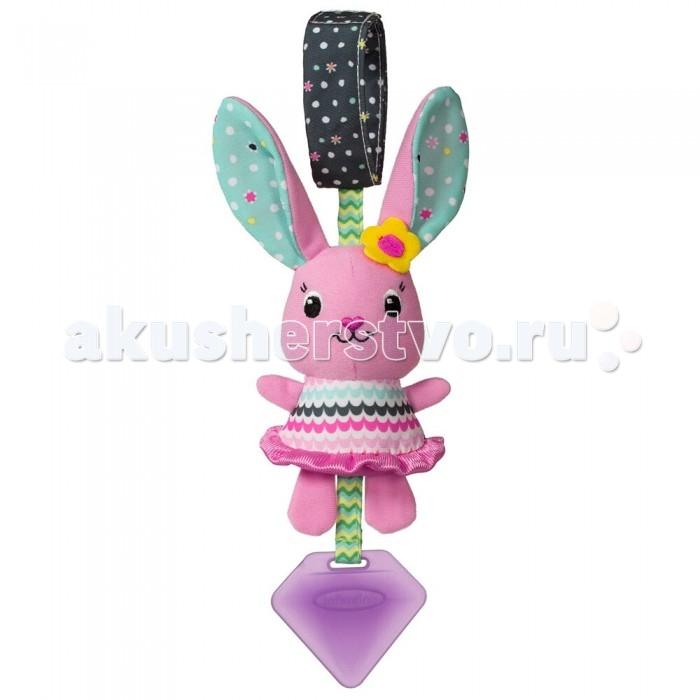 Подвесная игрушка Infantino Зайчонок