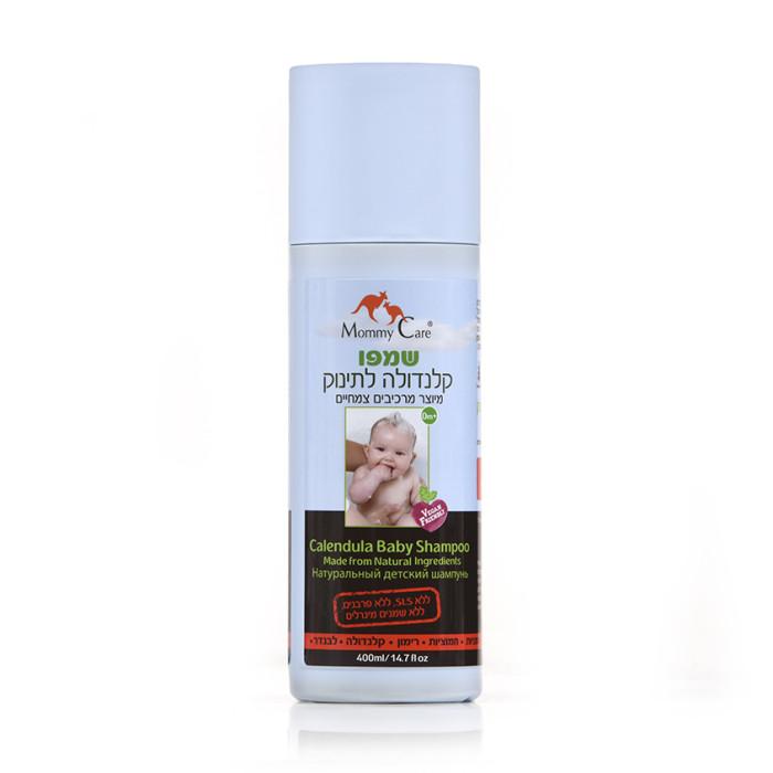 Гигиена и здоровье , Косметика для новорожденных Mommy Care Органический шампунь 400 мл арт: 20601 -  Косметика для новорожденных