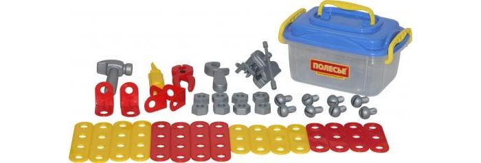 Ролевые игры Полесье Набор Механик 41 элемент ролевые игры keenway набор инструментов 12761