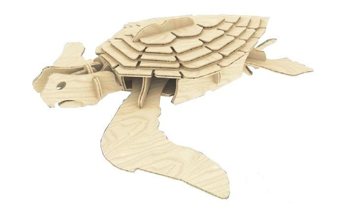 Конструкторы Мир деревянных игрушек (МДИ) Морская черепаха игрушка мир деревянных игрушек лабиринт слон д345