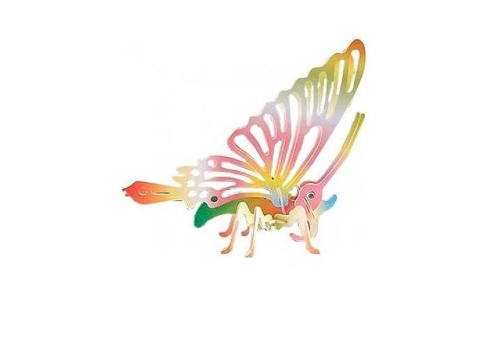 Конструкторы Мир деревянных игрушек (МДИ) Бабочка 2 серия Е цветная хозблок серия арчер е greenstorage