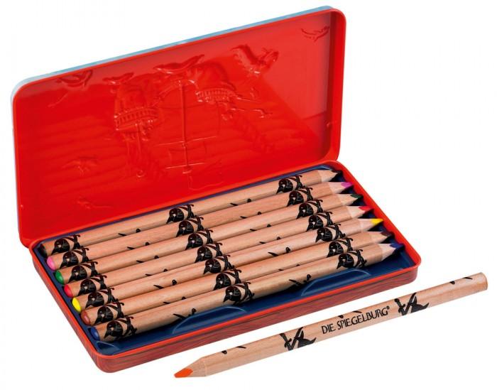 Spiegelburg Набор цветных карандашей Captn Sharky 20955