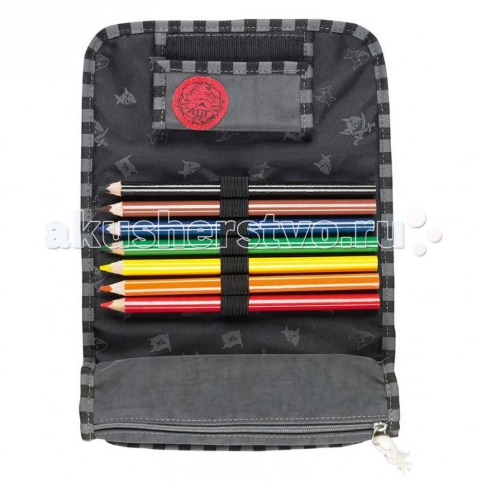Купить Карандаши, восковые мелки, пастель, Spiegelburg Набор цветных карандашей Capt'n Sharky 30431