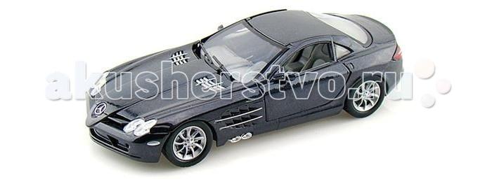 Машины MotorMax Модель автомобиля Mercedes-Benz SLR модель автомобиля 1 18 motormax mercedes benz slk55 amg