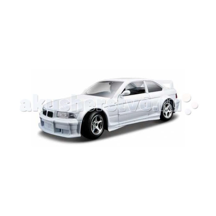 Машины MotorMax Модель автомобиля BMW M3 (Масштаб 1:60) шурупы 100 3 3 60 m3 double pass 60 mm