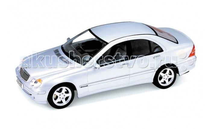 Машины MotorMax Модель автомобиля Mercedes-Benz C320 (Масштаб 1:60) motormax модель автомобиля bmw z8 масштаб 1 60