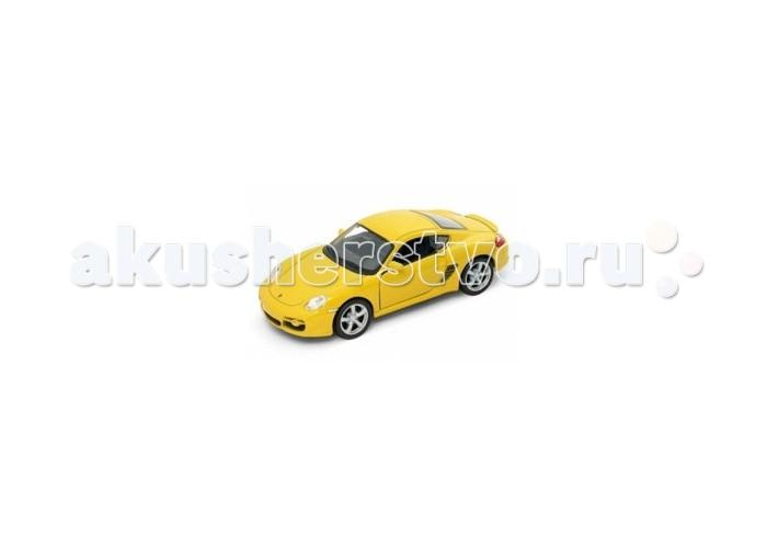 Машины MotorMax Модель автомобиля Porsche Boxter (Масштаб 1:60) motormax модель автомобиля bmw z8 масштаб 1 60