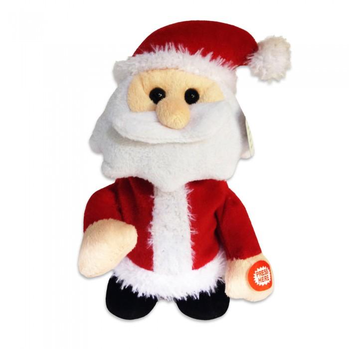 интерактивные игрушки Интерактивные игрушки LAPA House Санта 20 см