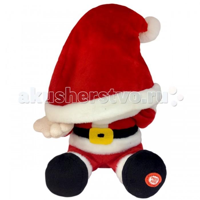 Интерактивные игрушки LAPA House Санта 35 см мягкие игрушки lapa house курочка сима