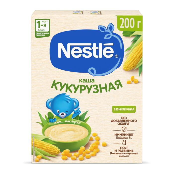 Каши Nestle Безмолочная Кукурузная каша с 4 мес. 200 г