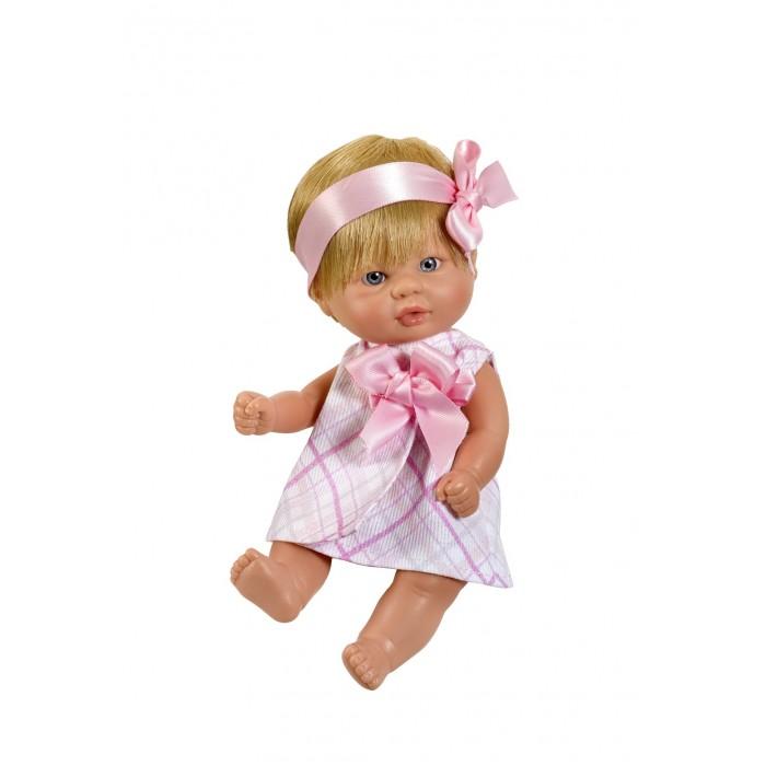 ASI Кукла-пупсик 20 см 2110005Кукла-пупсик 20 см 2110005ASI Кукла-пупсик 20 см 2110005  Девочка одета в летнее розовое платьице, поверх ее светлых золотистых волосиков - атласная нежно розовая ленточка с бантиком, который очень подчеркивает цвет глаз пупсика.Упакован в красивую подарочную коробку!  Играть с таким пупсиком - одно удовольствие! Он такой крошечный и такой трогательный, что его так и хочется взять в руки! Винил из которого изготовлен пупсик очень высокого качества. Компания ASI уже более 70 лет занимается производством кукол и знает о них все! Вот почему куклы этого испанского бренда имеют заслуженную славу и выгодно отличаются от продукции-конкурентов.  Особенности:  кукла ASI сделана очень качественно.  Без запаха.   Используется безопасный твердый винил.  Видна прорисовка мельчайших подробностей тела, рук и ног.<br>