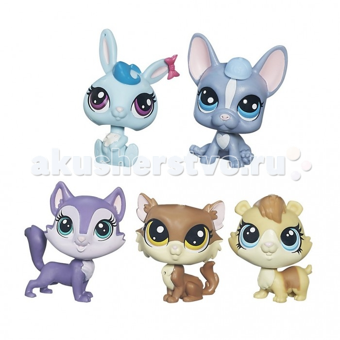 Littlest Pet Shop Набор №2