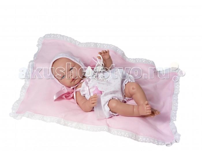 ASI Кукла Мария 45 см 363510Кукла Мария 45 см 363510ASI Кукла Мария 45 см 363510  Кукла-реборн выглядит очень натуралистично: полностью выполнена из винила, без волос, можно купать, в белом комбинезоне с розовыми зведочками. В комплекте плед,пустышка и бутылочка.Упакована в красивую подарочную коробку.  Испанские куклы уже давно завоевали сердца отечественных потребителей, благодаря своему высокому качеству!  Особенности:  кукла ASI сделана очень качественно.  Без запаха.   Используется безопасный твердый винил.  Видна прорисовка мельчайших подробностей тела, рук и ног.<br>