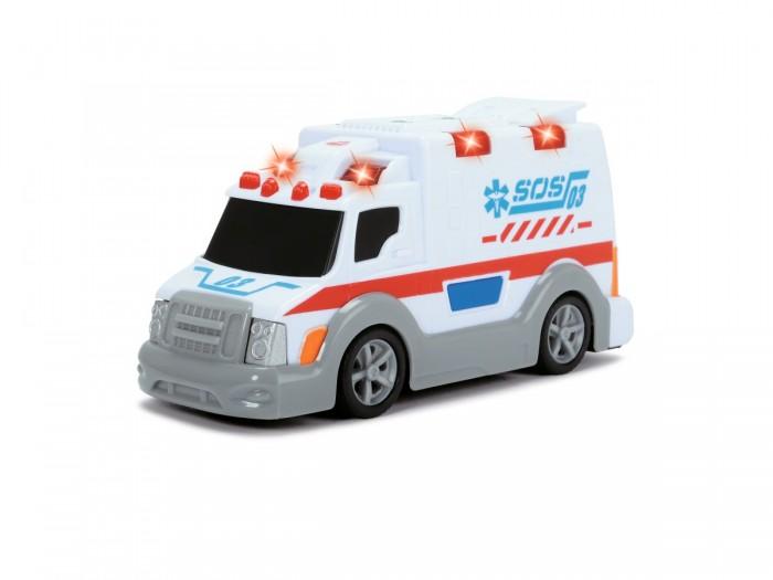 Машины Dickie Машина скорой помощи 15 см машины dickie машинка тачки на инфракрасном управлении