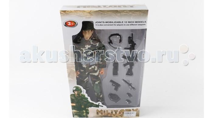 Куклы и одежда для кукол Veld CO Кукла солдат с аксессуарами стиральная машина renova ws 50 pet