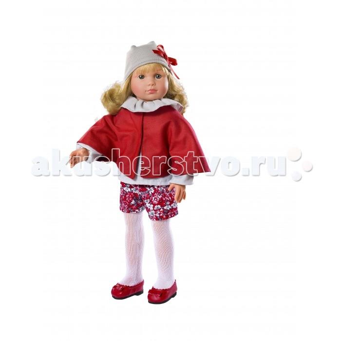 ASI Кукла Нелли 43 см 253340Кукла Нелли 43 см 253340ASI Кукла Нелли 43 см 253340 - мечта любой девочки!  Кукла полностью сделана из винила. Она устойчиво стоит на ровных ногах.Волосы светлые,длинные, прошитые, приближены по качеству к натуральным. Их можно расчесывать, не боясь выпадения.Ресницы у куклы, тоже, как настоящие, динные и пушистые. Очень выразительный взгляд, легкий румянец на лице.Одета она в красное свободное пальто с шортами. Упакована в красивую подарочную коробку.  Особенности:  кукла ASI сделана очень качественно.  Без запаха.   Используется безопасный твердый винил.  Видна прорисовка мельчайших подробностей тела, рук и ног.<br>
