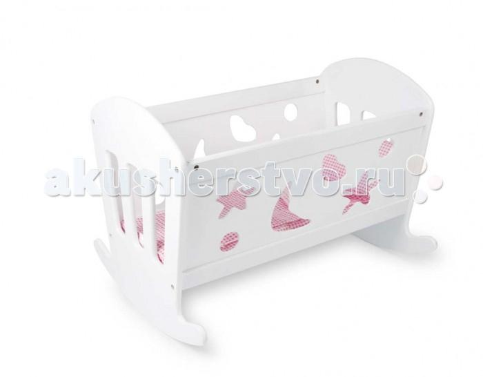 Кроватка для куклы ASI Колыбель для куклы 2852 от Акушерство