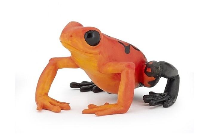 игровые фигурки Игровые фигурки Papo Фигурка Экваториальная Красная лягушка