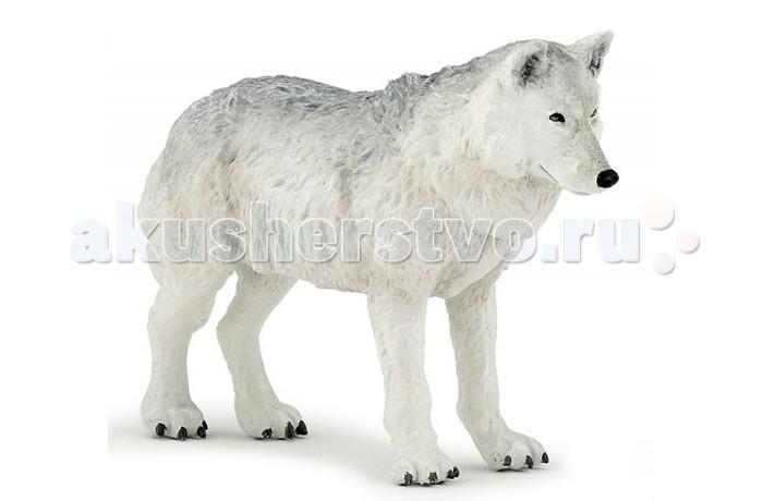 Игровые фигурки Papo Фигурка Полярный волк стоимость