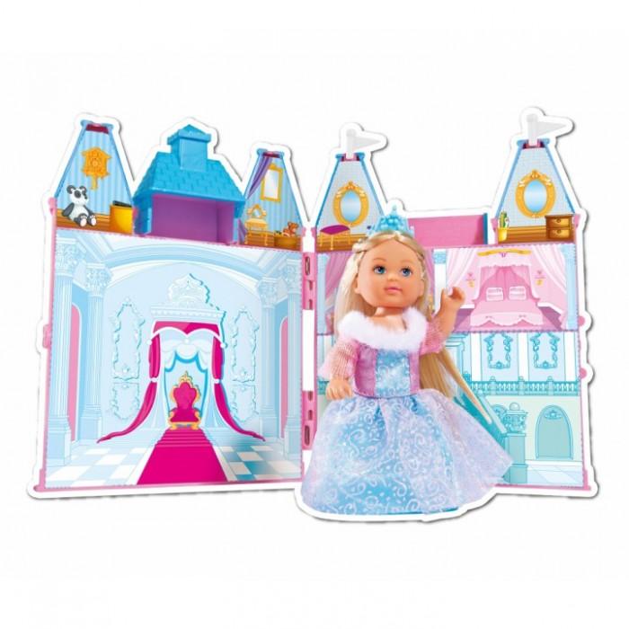 Simba Набор Кукла Еви и замок принцессы