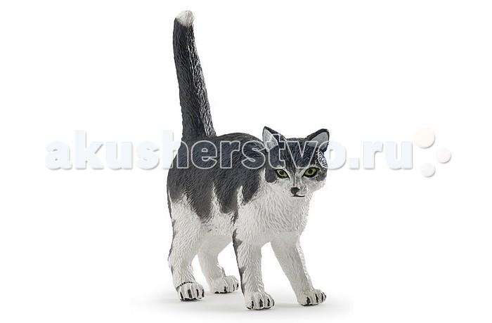 Игровые фигурки Papo Фигурка Черно-белый кот фигурки art east фигурка кот микадо шамот