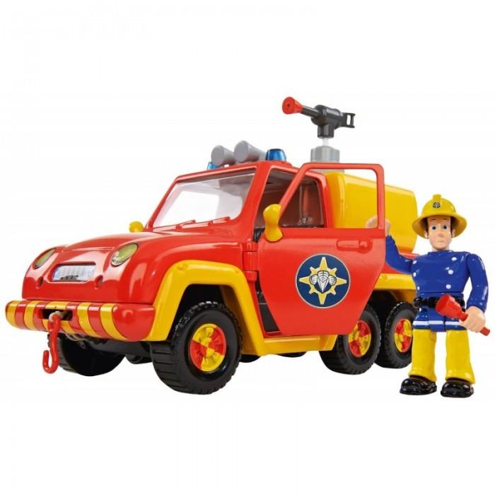 Игровые наборы Simba Игровой набор Пожарный Сэм Машина Венус игровой набор simba пожарный сэм большая тренировочная база с фигуркой и акс 42см