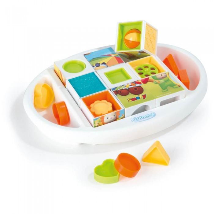 Развивающие игрушки Smoby Cotoons Кубики-пазлы