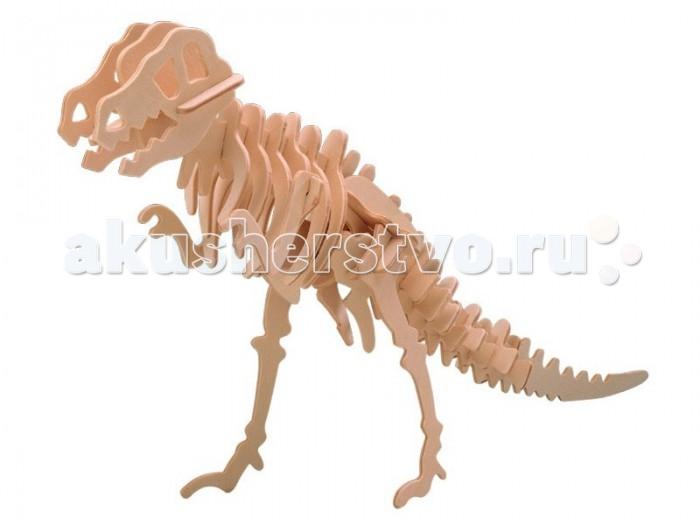 Конструкторы Мир деревянных игрушек Тиранозавр серия Ж малый мир деревянных игрушек конструктор каталка полиция