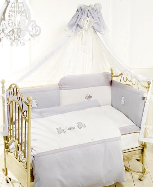 Балдахины для кроваток Feretti Orsetti тюлевый, Балдахины для кроваток - артикул:20861