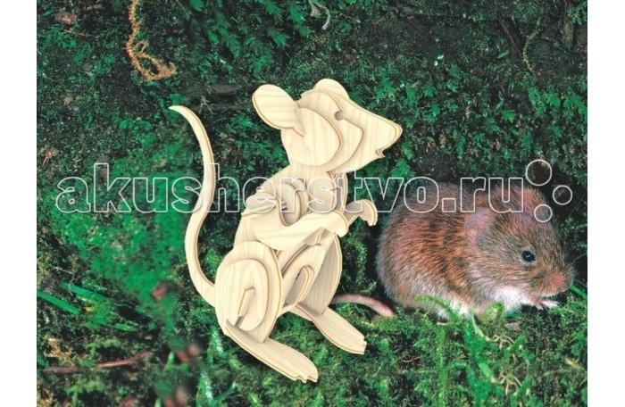 Конструкторы Мир деревянных игрушек (МДИ) Мышь