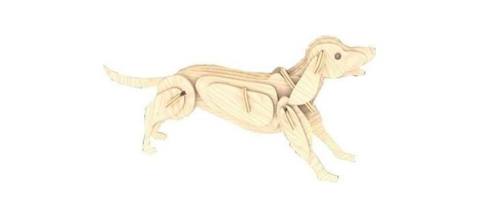 Конструкторы Мир деревянных игрушек (МДИ) Собака конструкторы fanclastic конструктор fanclastic набор роботоводство