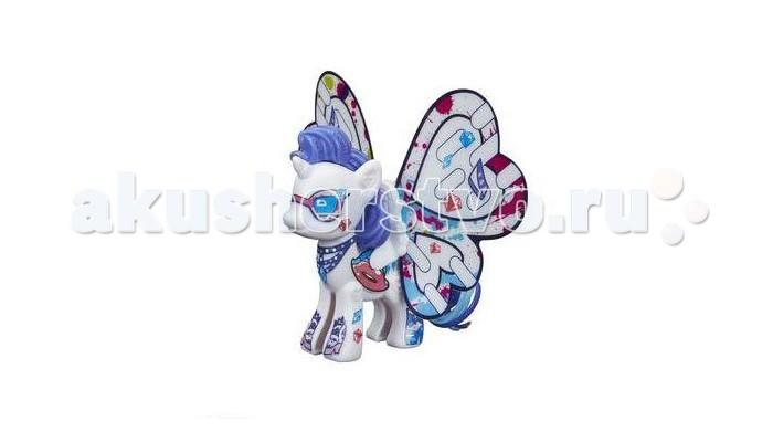 Игровые наборы Май Литл Пони (My Little Pony) Рарити с крыльями коллекционный игровой набор my little pony май литл пони библиотека золотой дуб