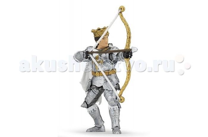 Игровые фигурки Papo Фигурка Принц с луком и стрелами игровые фигурки papo фигурка рыба пила