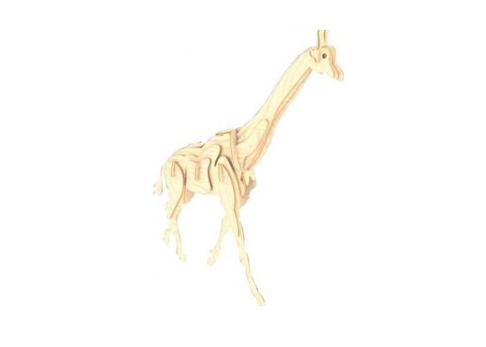 Конструкторы Мир деревянных игрушек (МДИ) Жираф серия М конструкторы мир деревянных игрушек мди белая акула