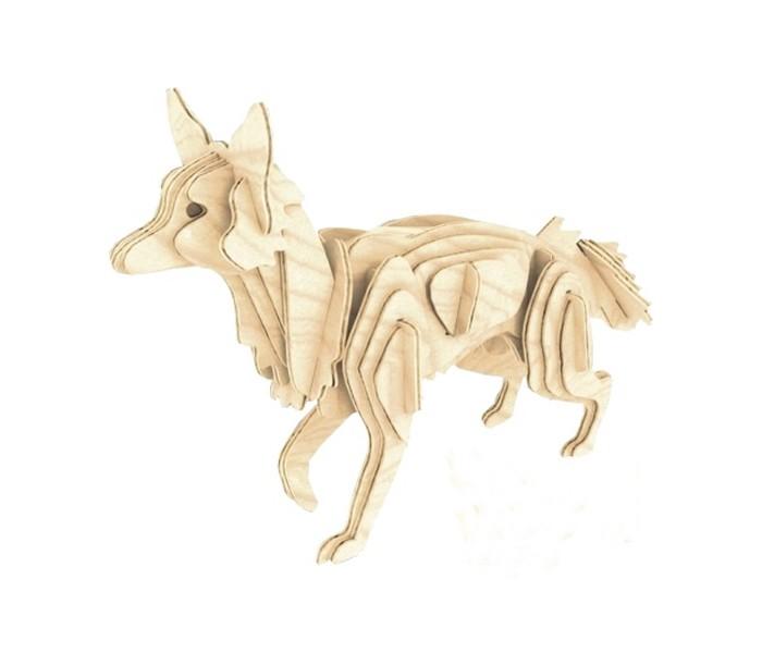Конструкторы Мир деревянных игрушек (МДИ) Лиса конструкторы мир деревянных игрушек мди бмв изетта