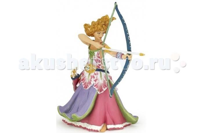 Игровые фигурки Papo Фигурка Принцесса с луком и стрелами игровые фигурки papo фигурка рыба пила