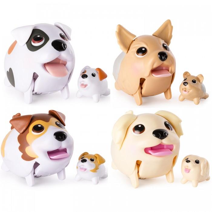 Игровые фигурки Spin Master Игровой набор из 2 фигурок Chubby Puppies hasbro play doh игровой набор из 3 цветов цвета в ассортименте с 2 лет