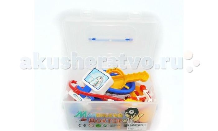 Ролевые игры Veld CO Набор доктора Маленький доктор ролевые игры veld co набор бытовой техники 47277