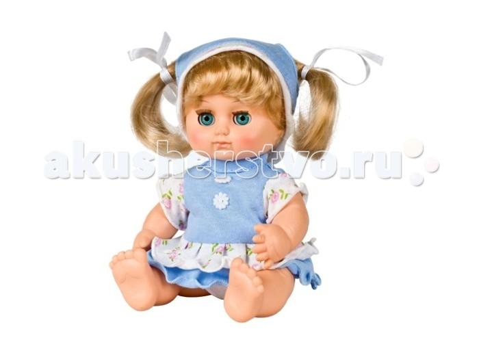 Куклы и одежда для кукол Весна Кукла Любочка 11 озвученная весна кукла элла весна 35см озвученная